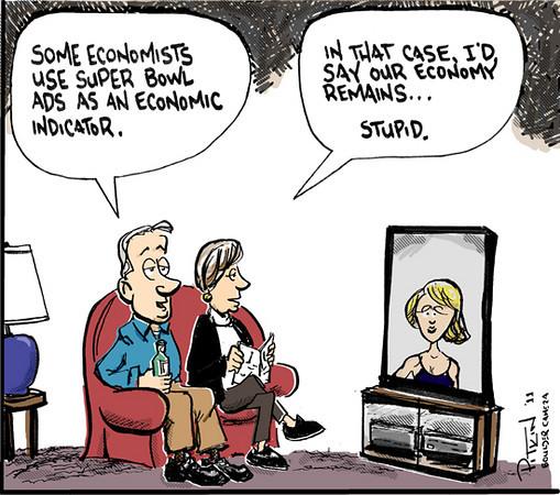 Feb. 8, 2011<br /> Hap Pitkin Editorial Cartoon<br /> Dailycamera.com Boulder, CO