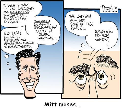 June 21, 2011<br /> Hap Pitkin Editorial Cartoon<br /> Dailycamera.com Boulder, CO