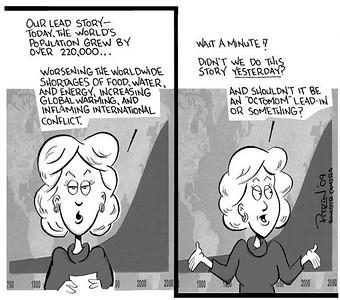 June 9, 2009 Hap Pitkin Editorial Cartoon - DailyCamera.com Boulder, CO