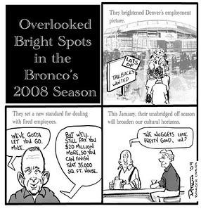 January 3, 2009 Hap Pitkin Editorial Cartoon - DailyCamera.com Boulder, CO