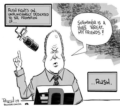 June 3, 2009 Hap Pitkin Editorial Cartoon - DailyCamera.com Boulder, CO