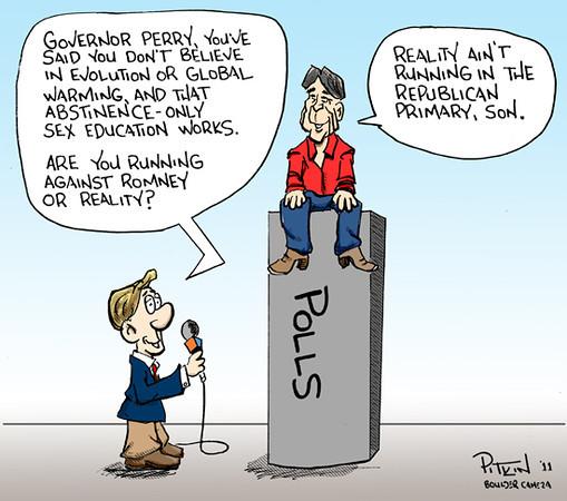 Aug. 30, 2011<br /> Hap Pitkin Editorial Cartoon<br /> Dailycamera.com Boulder, CO