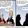 Oct. 15, 2011<br /> Hap Pitkin Editorial Cartoon<br /> Dailycamera.com Boulder, CO
