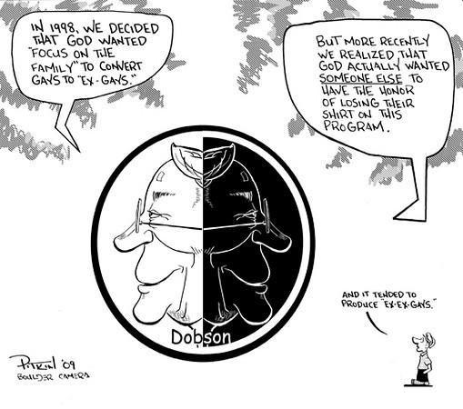 Aug. 18, 2009 <br /> Hap Pitkin Editorial Cartoon<br /> Dailycamera.com Boulder, CO