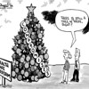 Dec. 22, 2009<br /> Hap Pitkin Editorial Cartoon<br /> Dailycamera.com Boulder, CO