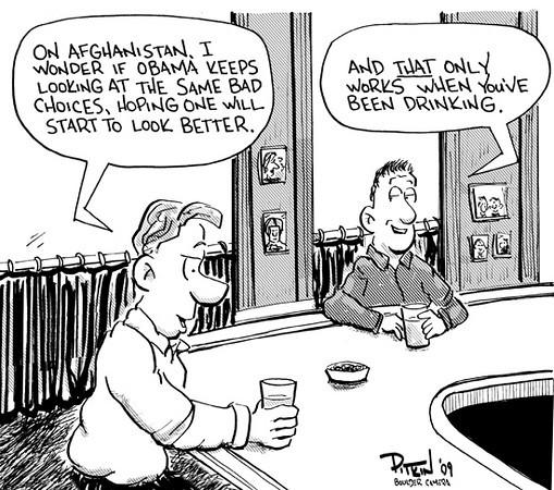 Nov. 24, 2009<br /> Hap Pitkin Editorial Cartoon<br /> Dailycamera.com Boulder, CO