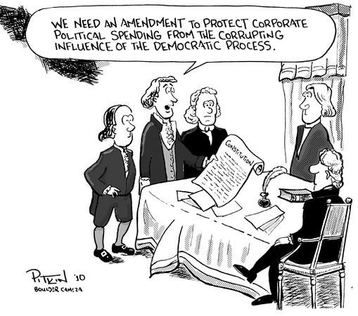 Jan. 26, 2010<br /> Hap Pitkin Editorial Cartoon<br /> Dailycamera.com, Boulder, CO