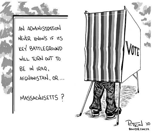 Jan. 20, 2010<br /> Hap Pitkin Editorial Cartoon<br /> Dailycamera.com, Boulder, CO