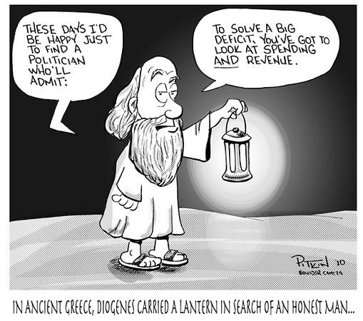 Feb. 9, 2010<br /> Hap Pitkin Editorial Cartoons<br /> Dailycamera.com, Boulder, CO