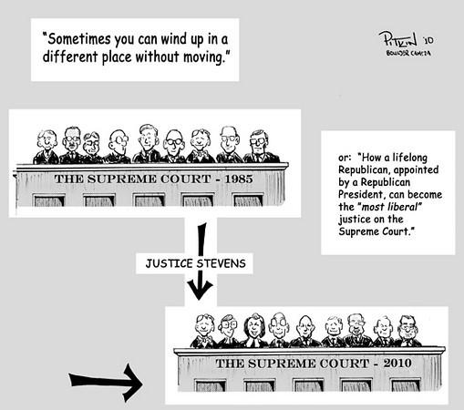 April 13, 2010<br /> Hap Pitkin Editorial Cartoon<br /> Dailycamera.com, Boulder, CO