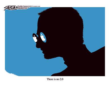Aug. 26, 2011<br /> John Sherffius Editorial Cartoon<br /> Dailycamera.com Boulder, CO