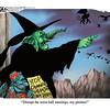 Aug. 9, 2009<br /> John Sherffius Editorial Cartoon<br /> Dailycamera.com Boulder, CO