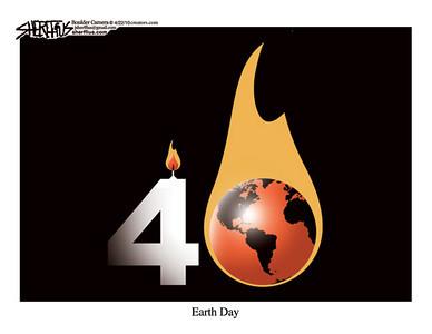April 22, 2010<br /> John Sherffius editorial cartoon<br /> Dailycamera.com Boulder, CO