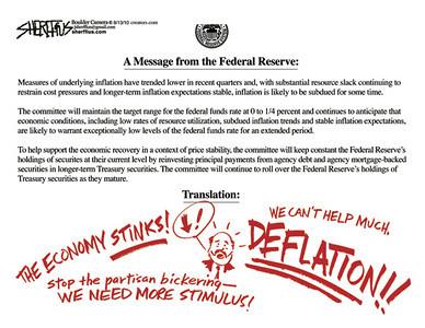 Aug. 16, 2010<br /> John Sherffius Editorial Cartoon<br /> Dailycamera.com Boulder, CO