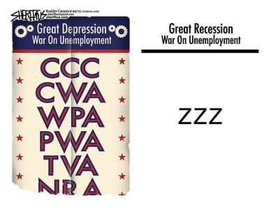 Aug. 9, 2010<br /> John Sherffius Editorial Cartoon<br /> Dailycamera.com Boulder, CO