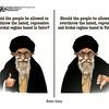 Feb. 16, 2011<br /> John Sherffius Editorial Cartoon<br /> Dailycamera.com Boulder, CO