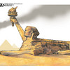 Feb. 2, 2011<br /> John Sherffius Editorial Cartoon<br /> Dailycamera.com Boulder, CO
