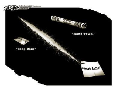 Feb. 11, 2011<br /> John Sherffius Editorial Cartoon<br /> Dailycamera.com Boulder, CO