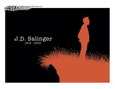Feb. 31, 2010<br /> John Sherffius Editorial Cartoon<br /> Dailycamera.com, Boulder, CO