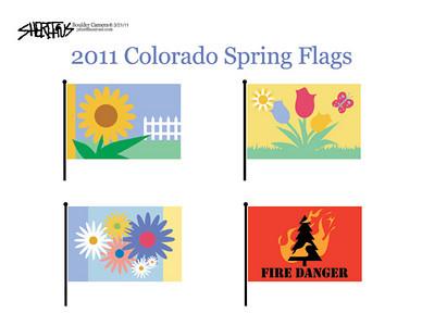 March 22, 2011<br /> John Sherffius Editorial Cartoon<br /> Dailycamera.com Boulder, CO