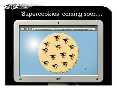 Oct. 13, 2010<br /> John Sherffius Editorial Cartoon<br /> Dailycamera.com Boulder, CO
