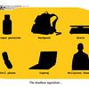 Sept. 23, 2009<br /> John Sherffius Editorial Cartoon<br /> Dailycamera.com Boulder, CO<br /> The deadliest ingredient