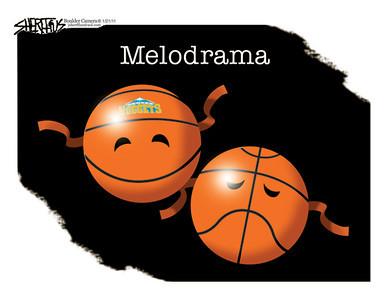 Jan. 22, 2011<br /> John Sherffius Editorial Cartoon<br /> Dailycamera.com Boulder, CO