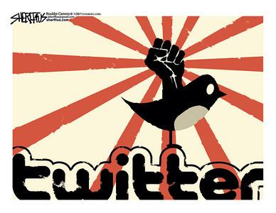 Jan. 30, 2011 John Sherffius Editorial Cartoon Dailycamera.com Boulder, CO