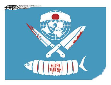 March 24, 2010<br /> John Sherffius Editorial Cartoon<br /> Dailycamera.com, Boulder, CO