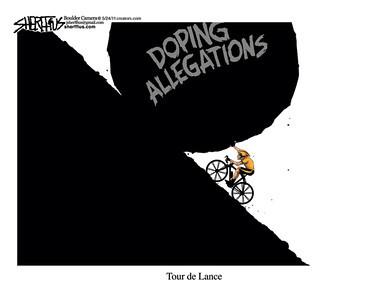 May 27, 2011<br /> John Sherffius Editorial Cartoon<br /> Dailycamera.com Boulder, CO