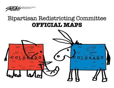 May 4, 2011<br /> John Sherffius Editorial Cartoon<br /> Dailycamera.com Boulder, CO