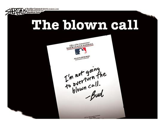 June 5, 2010<br /> John Sherffius editorial cartoons<br /> Dailycamera.com, Boulder, CO