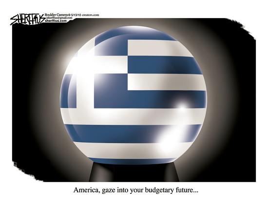 May 16, 2010<br /> John Sherffius editorial cartoons<br /> Dailycamera.com, Boulder, CO