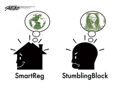 May 18, 2010 John Sherffius editorial cartoons Dailycamera.com, Boulder, CO