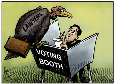 November 2012 - Editorial Cartoons