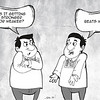 Sun.Star Cebu editorial cartoon on conflicting weather reports