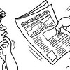 SunStar Bacolod editorial cartoon on sensationalized news