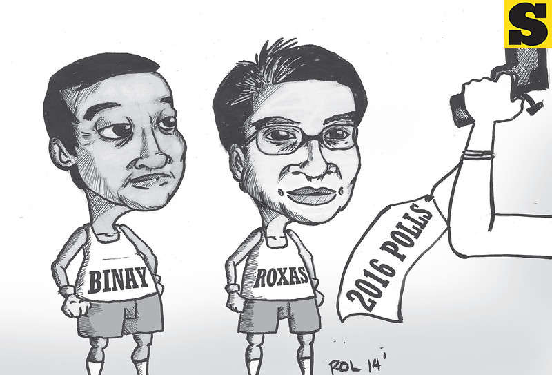 Sun.Star Cebu editorial cartoon for February 15, 2014