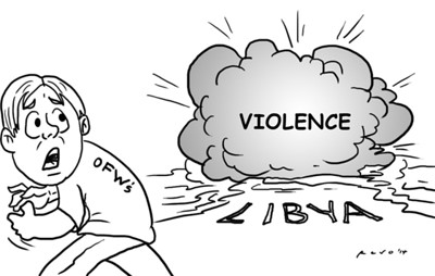 Sun.Star Bacolod's editorial cartoon for August 6, 2014