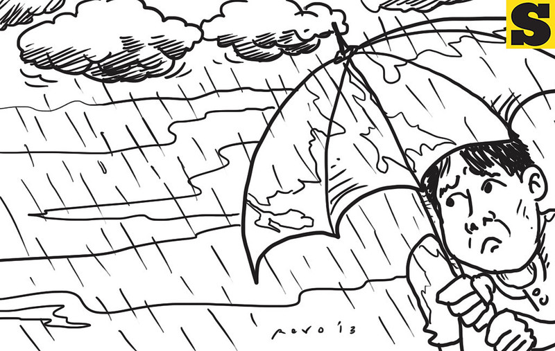 Sun.Star Bacolod editorial cartoon for June 29, 2013