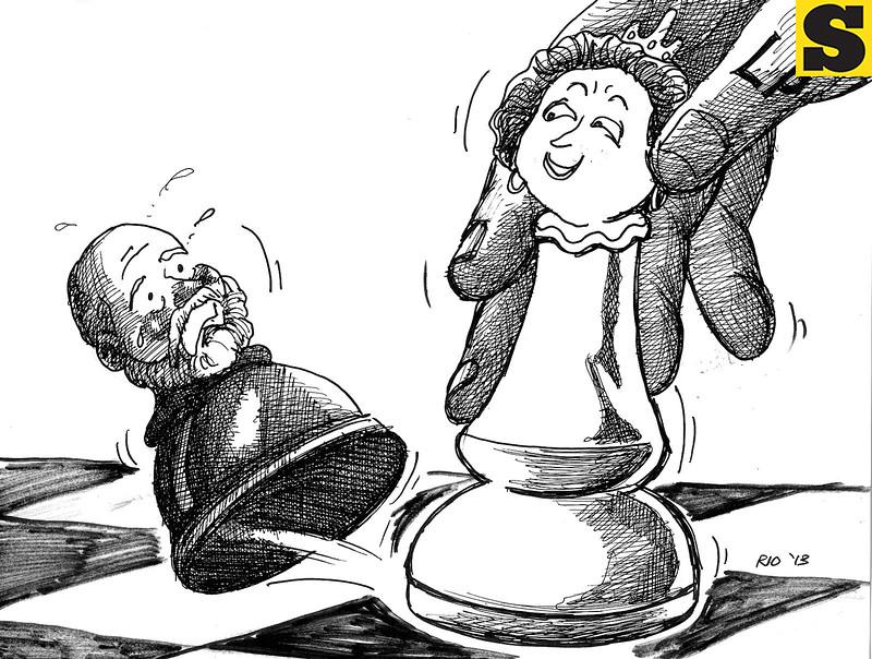 Sun.Star Baguio editorial cartoon for September 15, 2013