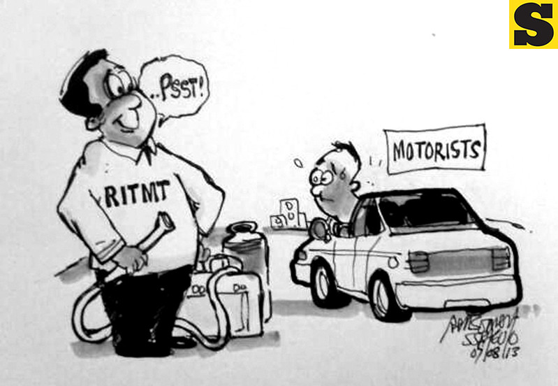 Sun.Star Baguio editorial cartoon for July 8, 2013