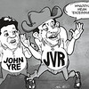 Sun.Star Cebu editorial cartoon - Going after JVR