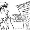 Fare rollback editorial cartoon