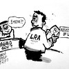 Sun.Star Baguio's editorial cartoon on land registration