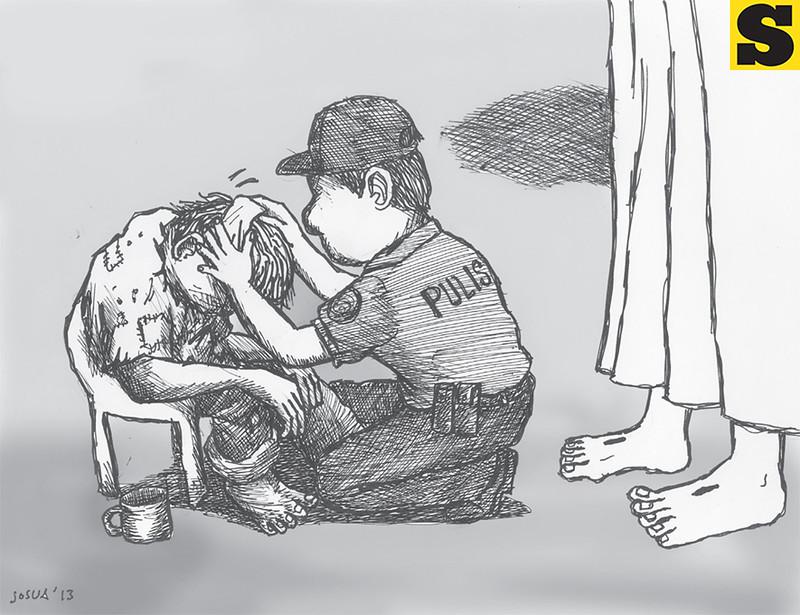 Sun.Star Cebu Editorial Cartoon by Josua Cabrera. (March 27, 2013)