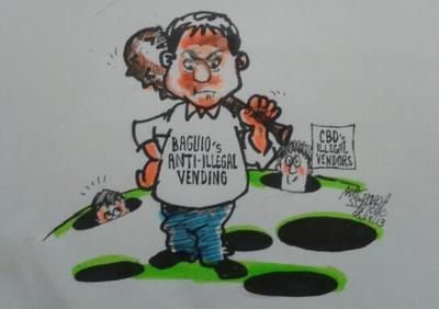 Sun.Star Baguio's editorial cartoon for August 19, 2013