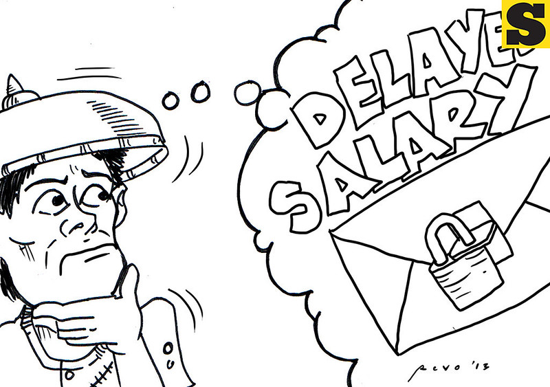 Sun.Star Bacolod's editorial cartoon for September 4, 2013