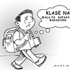 Sun.Star Bacolod editorial cartoonon back to school