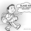 Sun.Star Bacolod editorial cartoonon back to school